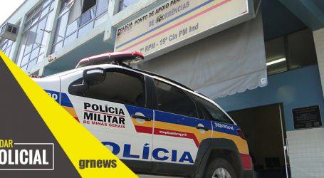 Foragido da justiça preso no Centro durante operação da PM