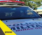 Condutora perde controle do veículo e derruba muro no São Cristóvão
