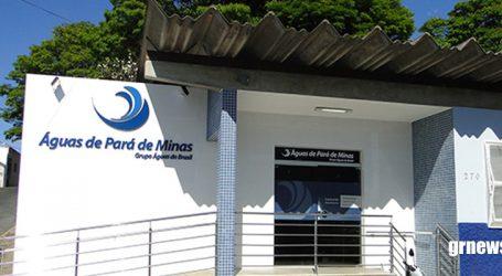 Programa Portas Abertas mostra a qualidade do serviço prestado pela Águas de Pará de Minas