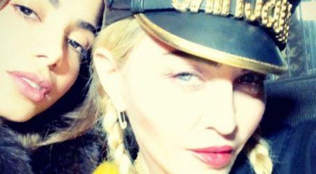 Anitta e Madonna se preparam para parceria