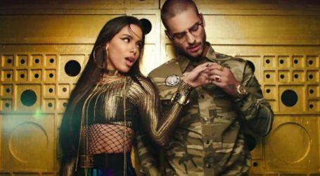Maluma anuncia remix com Anitta. Assista