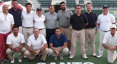 Dois brasileiros são certificados White badge como juízes de cadeira no tênis