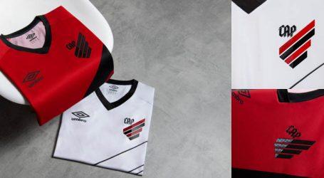 Atlético-PR muda nome, escudo e uniforme