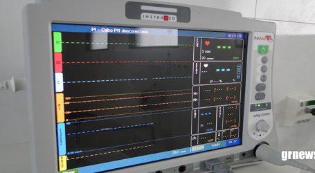 Primeira semana de trabalho foi muito proveitosa no novo CTI do HNSC, afirma coordenadora