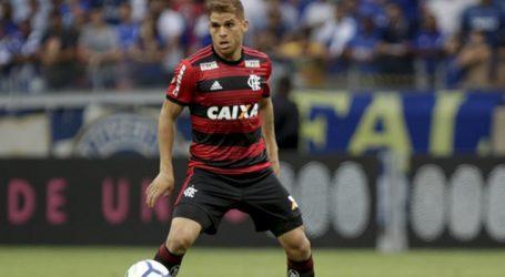Cuéllar do Flamengo é eleito o Craque da Galera do Brasileirão 2018