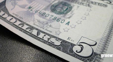 Ibovespa opera em baixa e dólar cotado a R$ 3,72