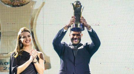 Embaixador Hulk lança o Campeonato Paraibano 2019