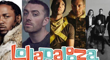 Lollapalooza divulga datas de cada show no Brasil