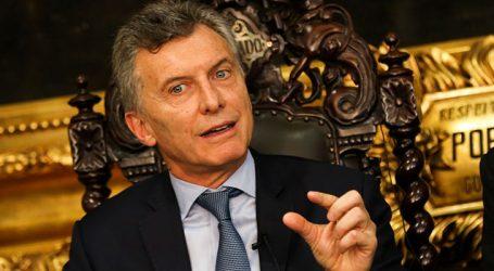 Bolsonaro e Macri discutem Venezuela e Mercosul