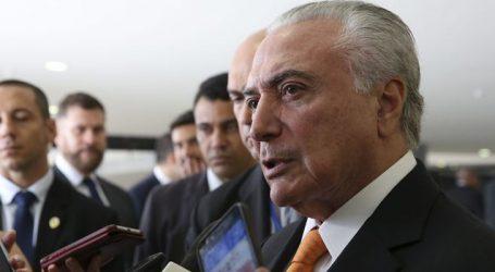 Temer reitera que fronteiras estão abertas em Roraima para venezuelanos