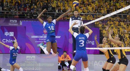 Minas fica com a medalha de prata no Mundial feminino de vôlei