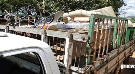 Mutirão para combater mosquito transmissor da Dengue recolhe materiais no Dom Bosco e Jardim das Piteiras