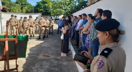 Inaugurado 3º Pelotão da Polícia Militar em Igaratinga