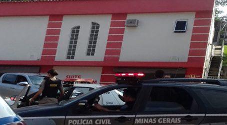 Preso em Itaúna marginal que sequestrava mulheres para extorquir e duas adolescentes foram apreendidas