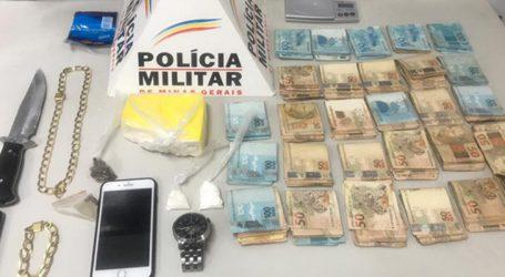 """Operações """"Covil de Ladrões"""" e """"Delivery"""" combatem roubos de carga e tráfico de drogas no Centro-Oeste de MG"""