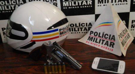 Foragido da Justiça é preso em Divinópolis com maconha, arma e munições