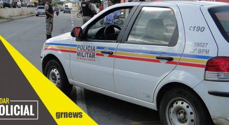 Veículo é furtado em frente à escola no bairro Dom Bosco