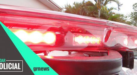 Veículo de suspeito de tráfico é apreendido com motorista inabilitado no São José