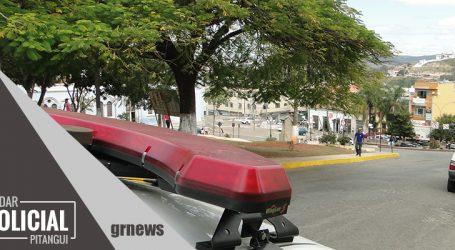 Assaltantes armados roubam moto e agridem vítima em Pitangui
