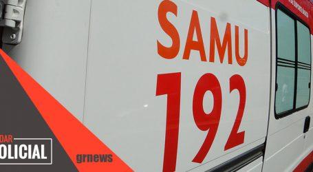 Idosos são atropelados por caminhonete em Bambuí, homem morreu no local