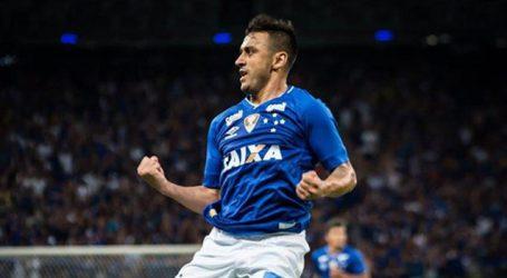 Feliz e motivado no Cruzeiro, Robinho analisa 2018 e projeta 2019