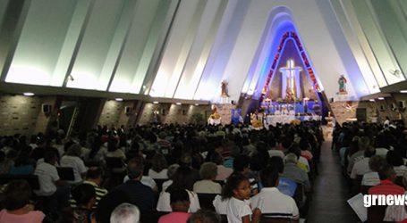 Santuário de Nossa Senhora da Piedade encerra celebrações do Cerco de Jericó nesta segunda-feira
