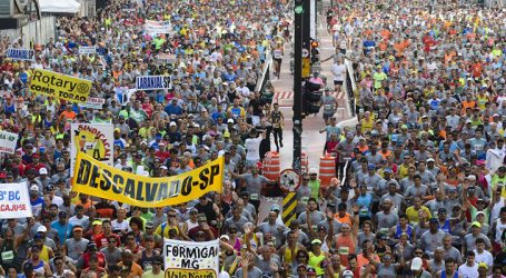 Africanos dominaram a São Silvestre e brasileiros cobram investimento