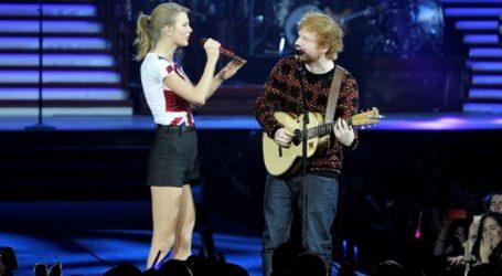 Ed Sheeran lidera lista de tours mais lucrativas do ano
