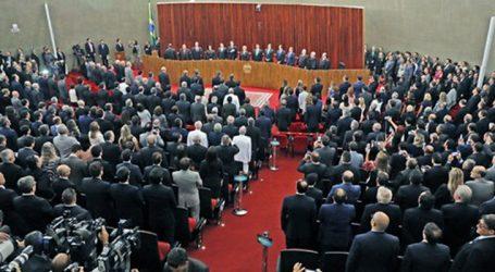 Presidente do TSE defende direitos humanos na diplomação de Bolsonaro