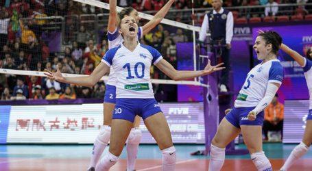 Minas Tênis Clube vence e está na final do Mundial de vôlei feminino de clubes
