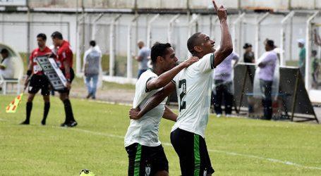 América empata com a Caldense-MG na estreia do Campeonato Mineiro