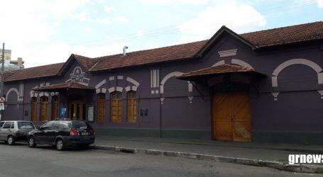 Prédio não está sendo conservado como deveria e prefeitura retoma Estação do Pará Cine Café