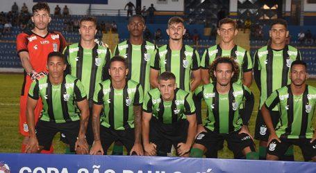 Contra o Criciúma, América vai em busca dos três pontos na Copa São Paulo