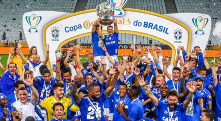 Cruzeiro comemora 98 anos