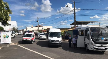Prefeitura de São José da Varginha recebe novos veículos e entrega escritura para 20 moradores do São Francisco