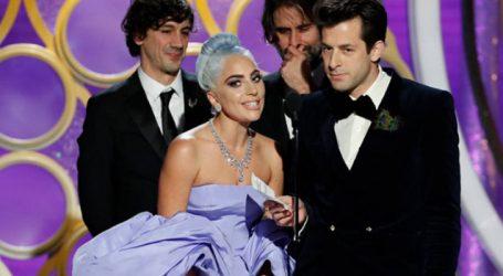 """Lady Gaga vence Globo de Ouro por """"Shallow"""". Assista"""