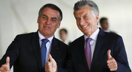 Bolsonaro diz que confia na modernização do Mercosul